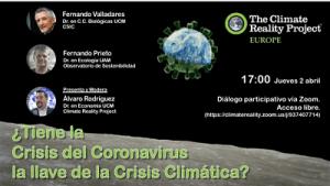 covid19 y la crisis climatica