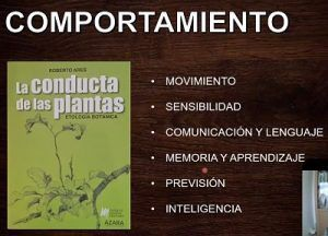 etologia vegetal