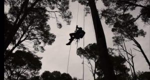 ascenso con rope wrench