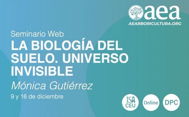 seminario web biologia del suelo